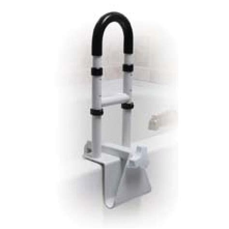 bathtub grab bar safety rail adjustable height bathtub grab bar safety rail by drive