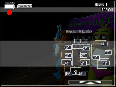 fnaf 2 show stage www imgkid the image has it