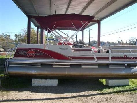 used pontoon boats ta bay premier performance marine archives boats yachts for sale
