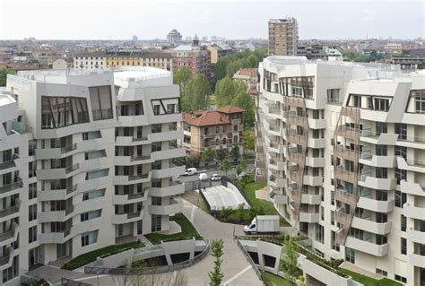 Multi Family Apartment Plans Citylife Residences Libeskind