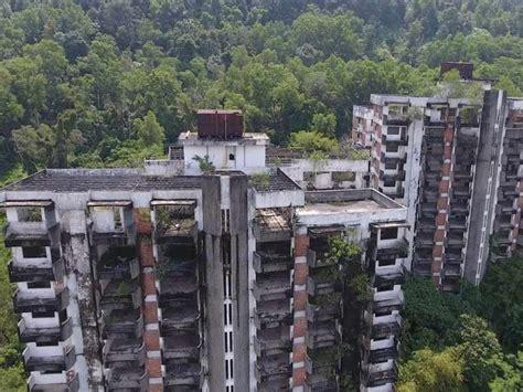 Sebuah Drone Di Malaysia pengalaman seram sebuah drone merakam highland towers buat pertama kali hasilnya menakutkan