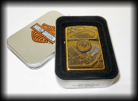 Vintage Harley Davidson Zippo Lighters by Zippo Lighters Collectibles Related Keywords Zippo
