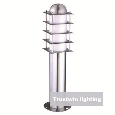 24v Landscape Lighting with 110v 220v 12v 24v Landscape Lawn Sward Garden Stainless Steel Waterproof Outdoor Bollard Pillar