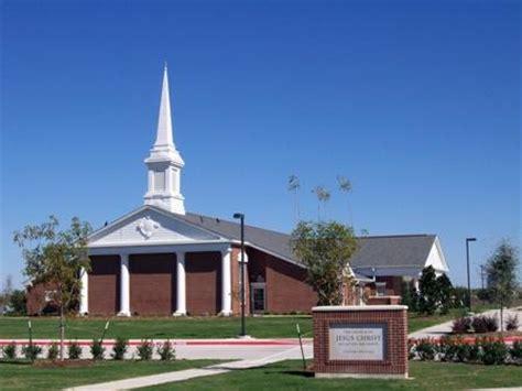 allen texas churches