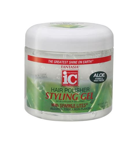 Hair Gel Hair by Ic Hair Polishers Ic Hair Polisher Products By Fantasia