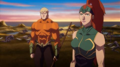download movie justice league throne of atlantis blu ray review justice league throne of atlantis
