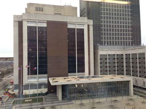 Franklin County Ohio Municipal Court Records Looking Out The Franklin County Municipal Court Complex In Columbus Ohio Www
