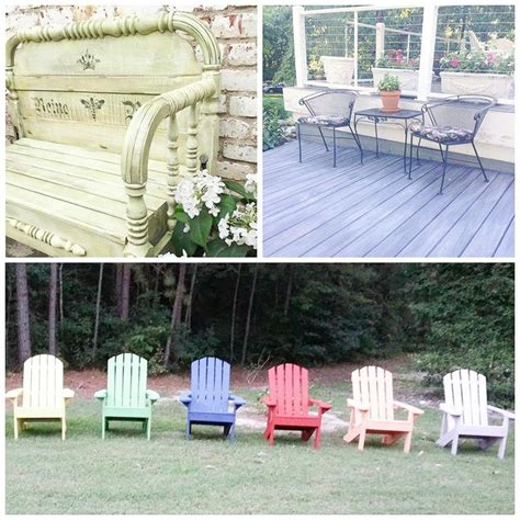 chalk paint outdoors paint your way outdoors this with chalk paint