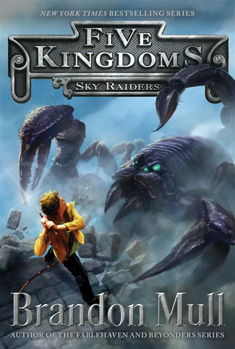the between kingdoms books sky raiders book by brandon mull official publisher