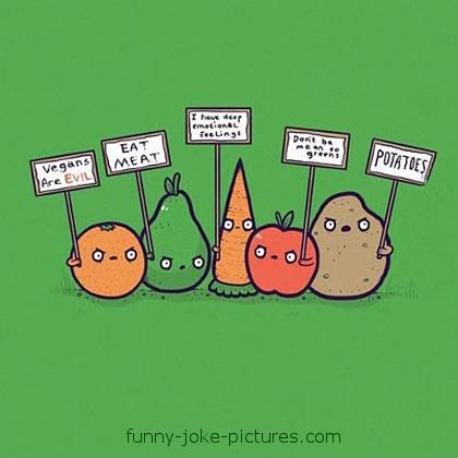 Drawing Vegetables Meme by Vegetable Protest Joke Pictures