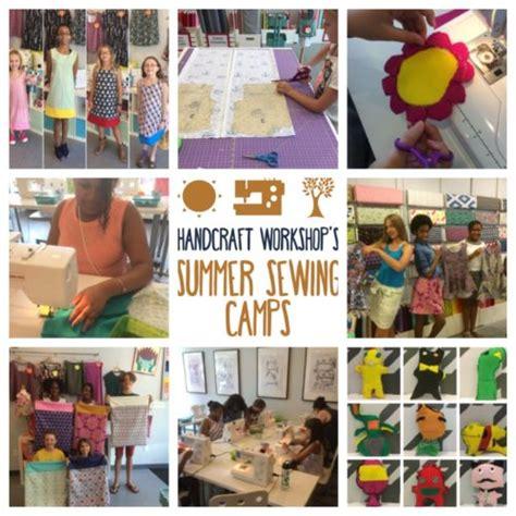 Handcraft Workshop - kids garment c august 2017