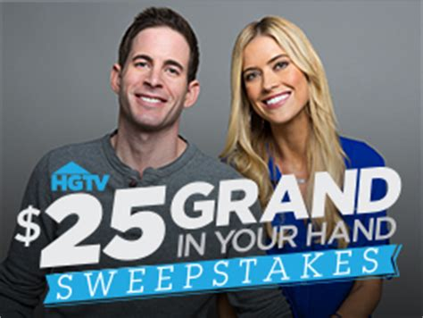 Hgtv Sweepstakes Code Word - hgtv property brothers sweepstakes code words autos post