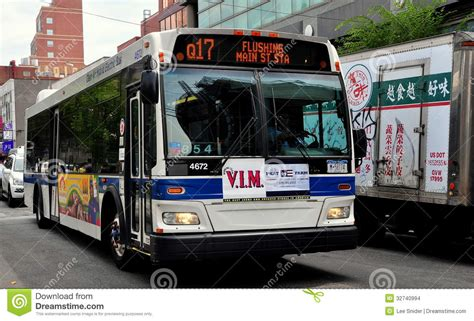 Gw 192 B By Kenmomshop 冲洗 ny 冲洗mta公共汽车的mta 编辑类库存图片 图片 32740994