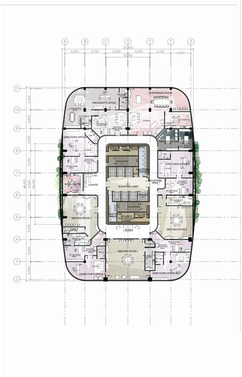 industrial building floor plan commercial building floor plans best of apartments