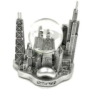New Look Snowglobe Shake It Frame chicago gifts chicago souvenirs chicago t shirts