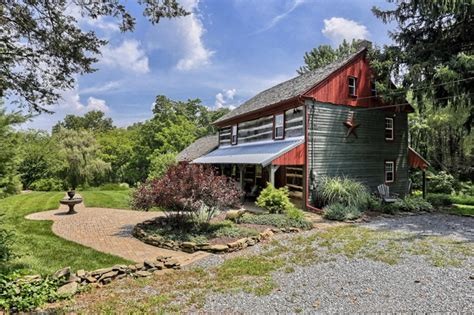 Cabin For Sale In Pa by House Tour An Updated Log Cabin In Pennsylvania