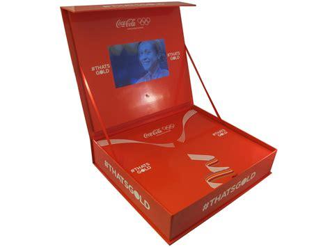 Box Es Coca Cola Bespoke Custom Coca Cola Box