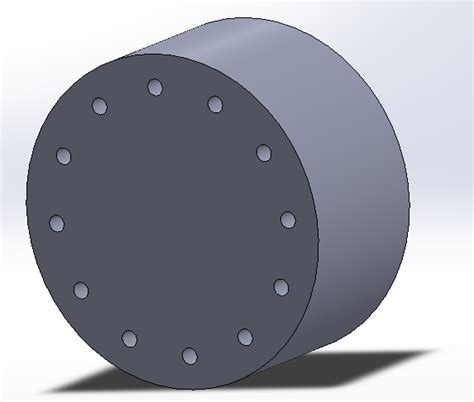 solidworks circular pattern circular pattern usage solidworks tutorials