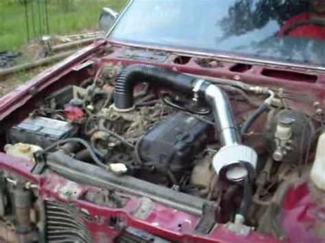 nissan pickup 1997 engine 1997 nissan pickup hardbody youtube