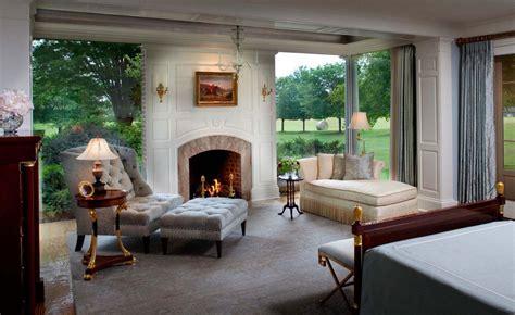 classic home interior design with green garden hd