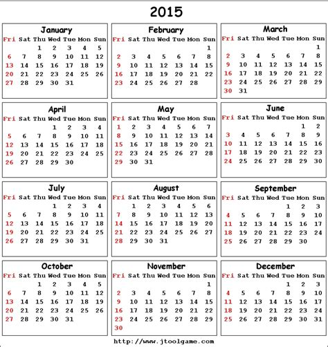 Free Printable 2015 Year Planner Australia | yearly calendar 2015 australia 2017 calendar with holidays