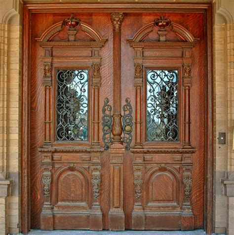 wood carving simple doors designs wooden carved