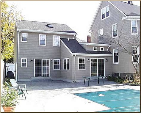 Basement Apartment Quincy Ma Advanced Building And Siding Energy Efficient Home