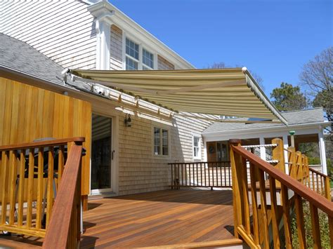 Roof Mounted Retractable Awning by Roof Mounted Folding Lateral Arm Awning Yelp