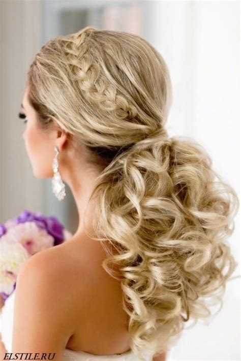 formal hairstyles ponytail curly ponytail prom hair for most enchanting prom