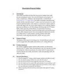 Example Of Introduction In Thesis Proposal Best Photos Of Dissertation Outline Example Thesis