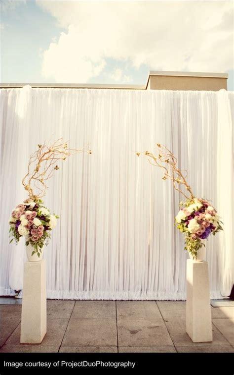 Wedding Backdrop Ceremony by Wedding Ceremony Backdrop Ideas For Kerri