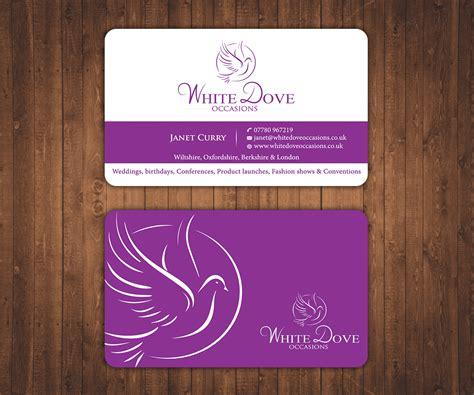 event design business elegant upmarket business card design for johnson