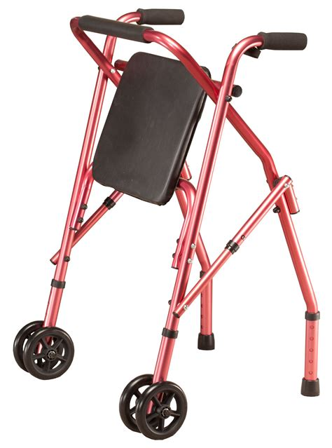 easycomforts walker with seat ebay