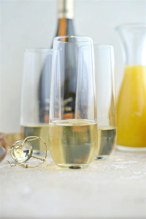 classic mimosa recipe