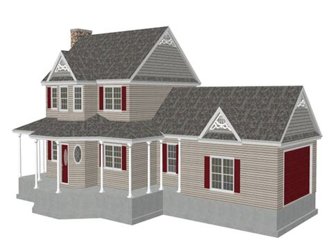 Two Story Small House Plans by Small 2 Story House Plans With Porches 2 Story House