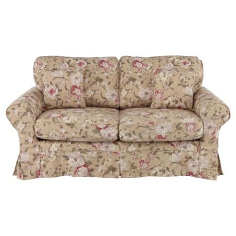 Cover Sofas Direct by Buy Louisa Cover Only For Sofa Bed Floral Brown