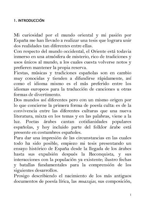 la spagnola testo oriente e occidente nella poesia popolare spagnola tesi