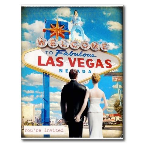 vegas wedding card 17 best images about las vegas post cards on