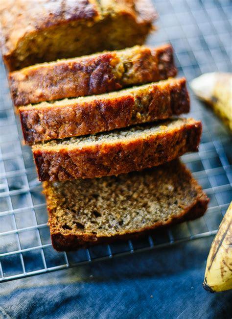 whole grain bread 21 day fix healthy banana bread recipe almond milk bread recipes