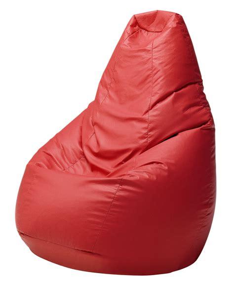 poltrona sacco kasanova scopri pouf sacco outdoor rosso di zanotta made in