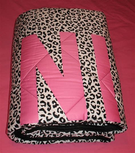 victoria secret pink bedding queen victoria s secret love pink leopard cheetah comforter full