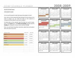 event schedule template word best photos of event schedule template word daily