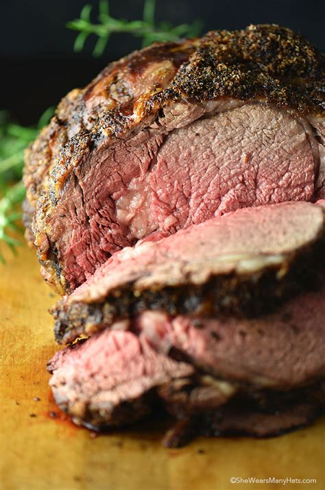 standing rib roast recipe dishmaps