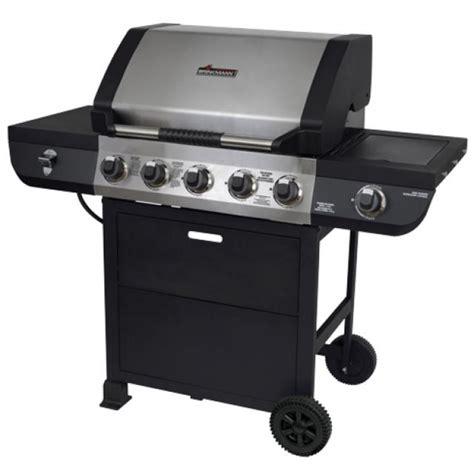 brinkmann gas grills reviews for sale