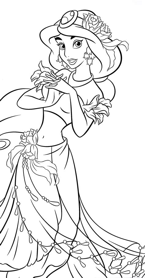 www coloring some benefits of disney princess coloring pages for your