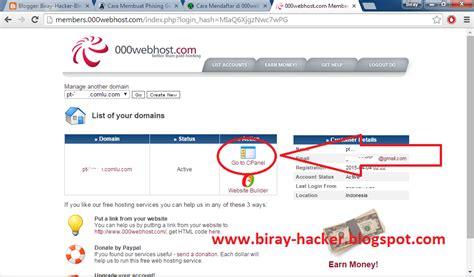 cara membuat website hacker cara membuat web phising gemscool terbaru 2015 biray