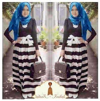 Maxi Dress Hafizah capria outlet hafizah dinayah top skrit obi pashmina