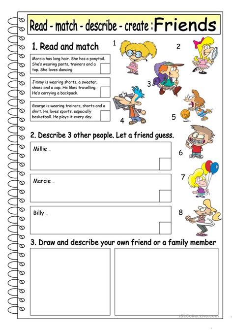 Friendship Worksheets by Number Names Worksheets 187 Friendship Worksheets Free