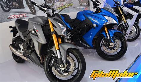 Kaos Motor Suzuki Gsx R Murah suzuki siapkan duet gsx harga lebih murah dari hayabusa