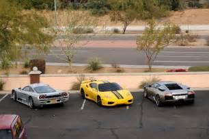 Saleen S7 Vs Bugatti Throttle